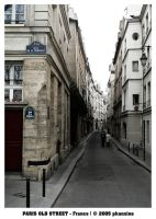 EuropeSeriesFrance Street by phanxine