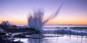 Aquatic Explosion by robertvine