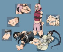 Kunoichi Collection by MrGagFoot