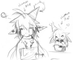 XD Birthday by hibikio