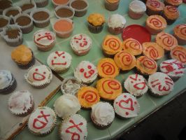 Cup cake wars part 3 by satoko131051