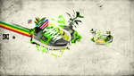 DC Shoes Adver by TheUnknownBeing
