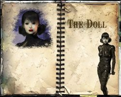 The Doll - Concept Art by graelignites