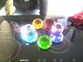 My Chaos Emeralds by Tha-Noodle
