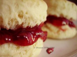 Scones and Jam by scarlet-rain