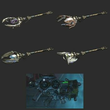 Wonder Weapons COD Zombies pt 2 by gears123fights