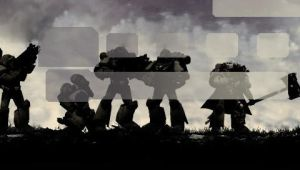 Warhammer 40k PSP Wallpaper 2 by TheB3st