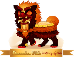 S2014AAC: December 24th [CLOSED] by albinosharky