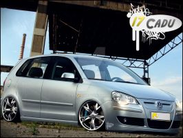 Vw Polo Bluemotion by Cadu17