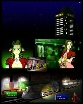 Final Fantasy 7 Page001 by ObstinateMelon