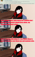 Ask Ruby Rose #78 by Digital-SilverEyes