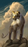 Leader of the pack by Allagar