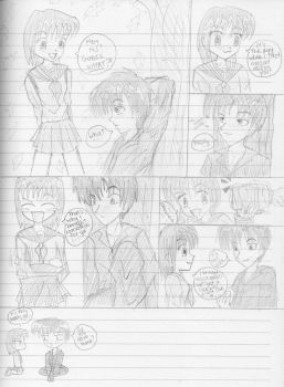 Throwback Comic from 2005 by SUSHIGURL