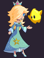 SMG - Rosalina by Undead-Niklos