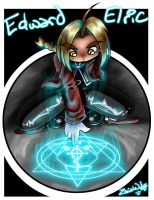 Edward Elric by zenia