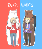 APH: BATTLE OF THE BEARS by Randomsplashes