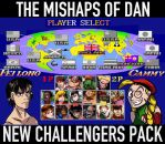 The Mishaps of Dan: New Challengers Pack by timberking