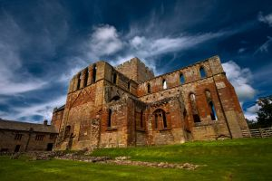 Lanercost Priory by newcastlemale