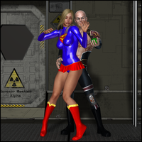 Catching The Kryptonian by LordSnot