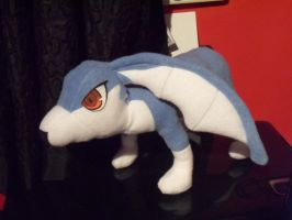 WIP Wingal Plush by KageShinobiKitsune