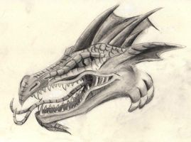 Dragon Head by Lucky978