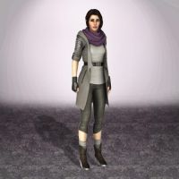 Dreamfall Chapters Zoe by ArmachamCorp