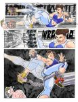 chun-Li Leg Day Workout p.3 by mehdianim