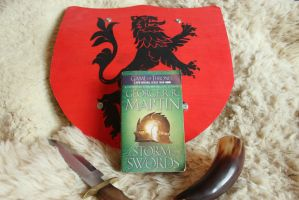 A Storm of Swords (Game of Thrones 3) - Still life by Age3111