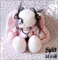 My Lollita Bunny by SplitxMindxPlush