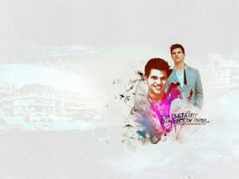 Taylor Lautner Wallpaper by fuckingPOISON