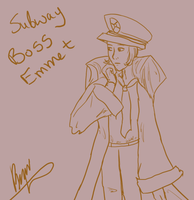 Subway Boss Emmet by byrch