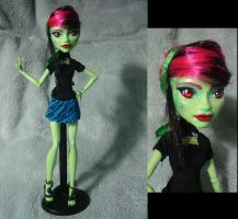 Monster High Custom: Cordelia by OtakuEC