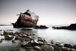 Wreck by Dreampixphotography