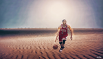 Derick Rose by AlpinGraphics