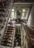 Stairway to Chaos by stengchen