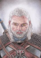 The witcher by Doffii