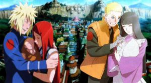 Naruto Family Generations Wallpaper 2 by weissdrum