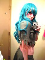 Nel cosplay attempt by KindLittleMoon