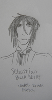 His Butler: Sketchy by The-Lost-Hope