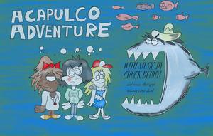 Acapulco Adventure: A Fun Beach Romp by CowboyCrocket