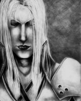 Sephiroth by Frontside92