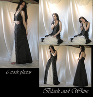 Black and white stock pack by 3corpses-in-A-casket