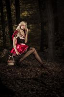Red Riding Hood by JimP4nsen