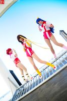 Future Girls - Gunbuster by Mostflogged