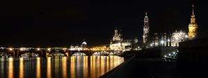 Dresden at Night by stg123