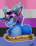 .:Fuck Your Gender Norms:. Brax by StarshineTheCat1