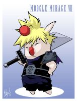 Moogle Cloud by MichaelMayne