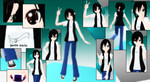 MMD Cornelius my oc by Shotas-in-a-hat
