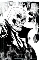 Hero of the Day: Ghost Rider by jonathan-rector