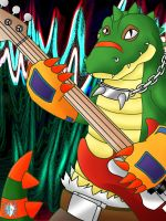 Dandy Bass Player by Meteor-05